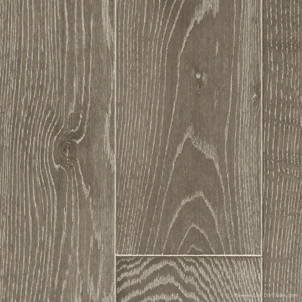 White Washed Gray Oak Wood Flooring Syeo Shunyang China Manufacturer