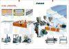 江蘇無錫PVC多層瓦楞板生產線