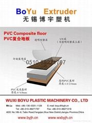 PVC 地板生产设备