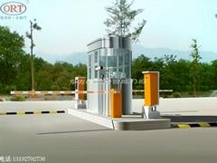 停車場出入口智能停車管理系統