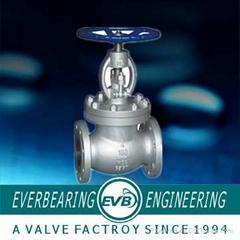Cast Steel Globe Valve,150LB