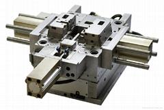 Custom Precision Plastic Injection Molding