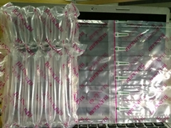 PE plastic air inflatable packaging bags