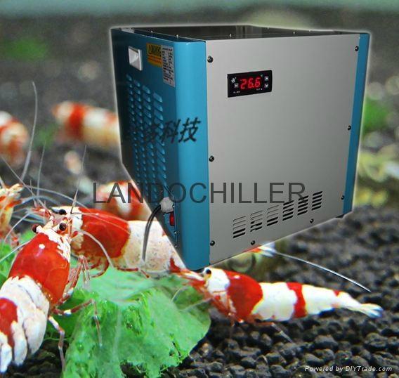 揭阳惠来用鱼缸海鲜池养殖(LD-1HP-A)冷水机 3