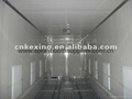 electric powder coating oven 1