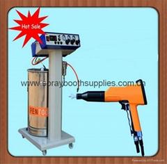 powder coating spray machine