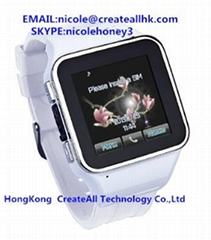 2014 china manufacturer smart watch with GPS function for android smart watch ph
