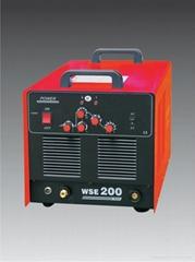 WSE-200E Invert AC DC pulse TIG Welder