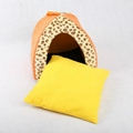 hot sales cute folded orange dog house 1
