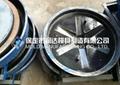 Supply mold foe making manhole covers