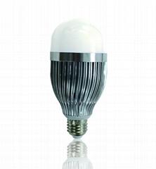 星火照明LED9W球泡燈