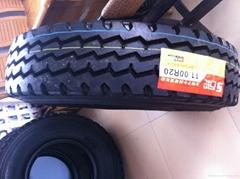 825R16载重卡车轮胎