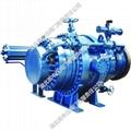 蓄能式水轮机进水液动球阀