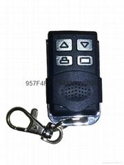 433MHz金属4键无线遥控器