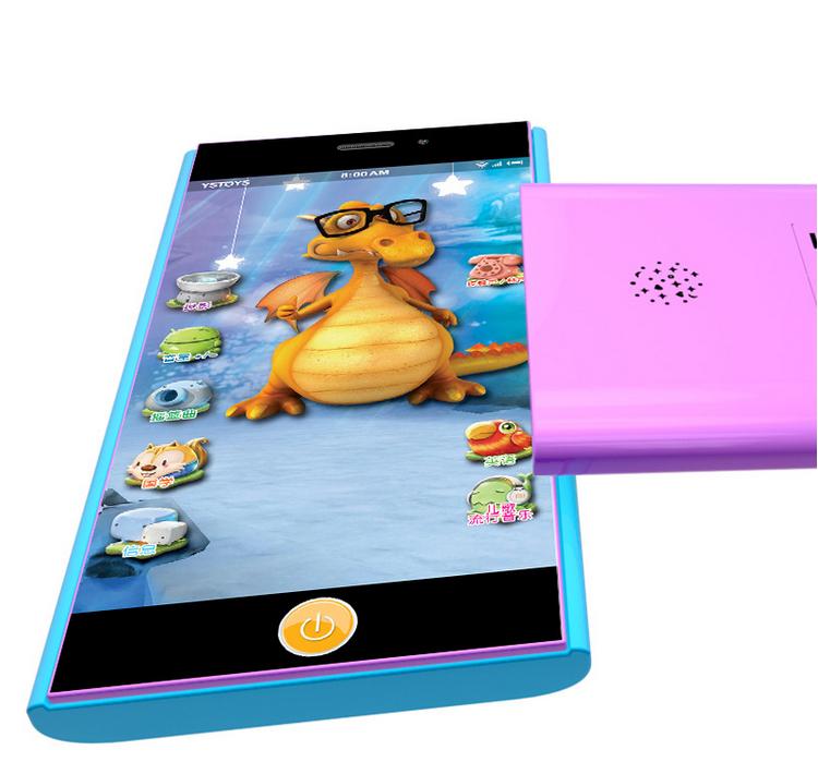 新款儿童小米觸屏玩具手機 3