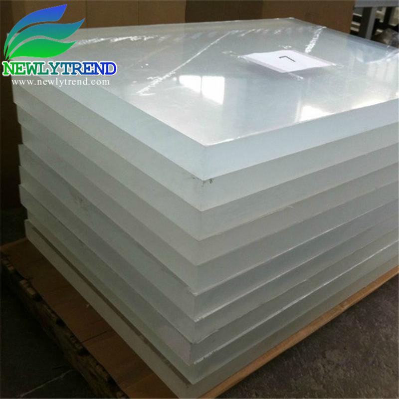 Acrylic sheet PMMA sheet   1