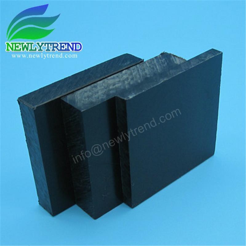 Flame Retardant Black Color ABS Sheet  1