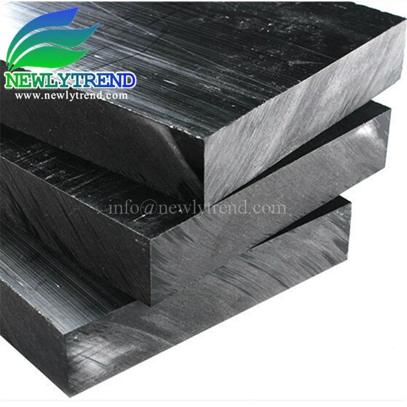 Black Color Polycarbonate PC Sheet 1