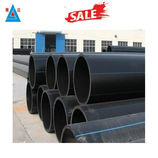 Hot Sale Pe Water Pipe Made From High density polyethylene pipe 2