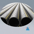 Factory direct Price 160mm PE Gas Pipe