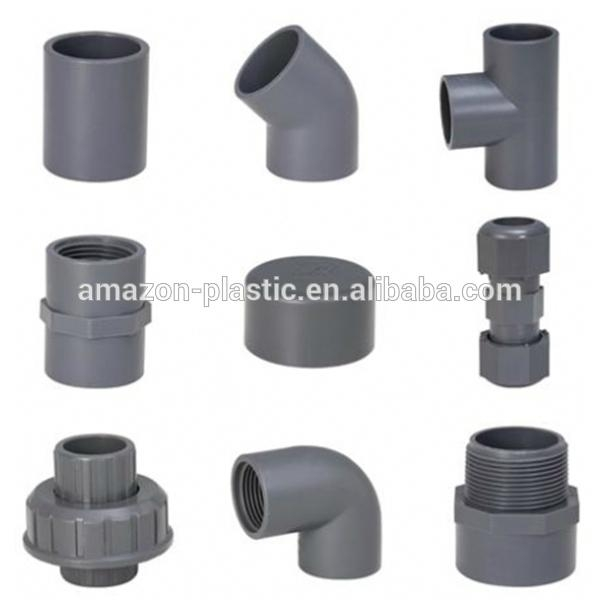 Plastic types of pvc pipe and pvc pipe fitting 59 for Types of plastic pipes