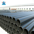 factory price 110mm hdpe plastic pipe pe
