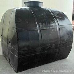 供應滾塑臥式儲罐(LT-3000)