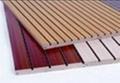 木质B1级防火吸音板