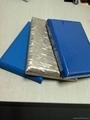 皮革吸音软包   吸音隔音材料 5
