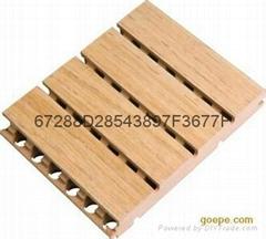 深圳木质吸音板