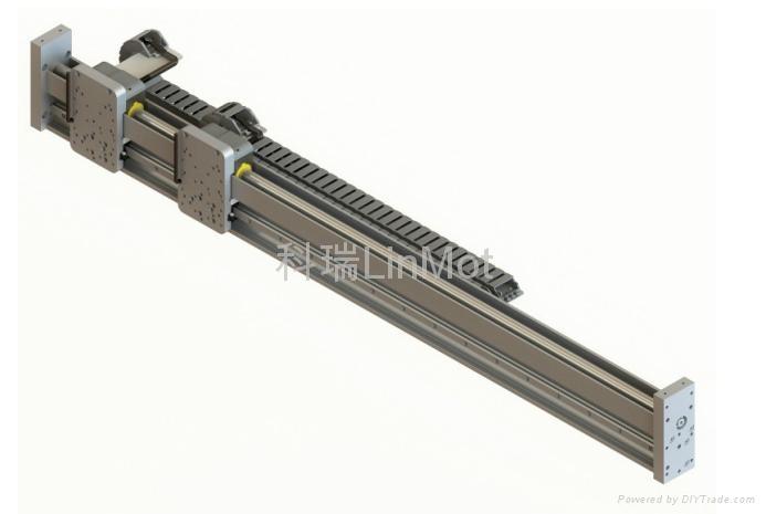 LINMOT F系列多滑块直线模组 1
