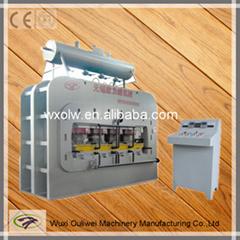 Laminate Flooring Press Machine