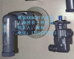 KF5RF7-D15齿轮泵 德国原装进口KRACHT克拉克