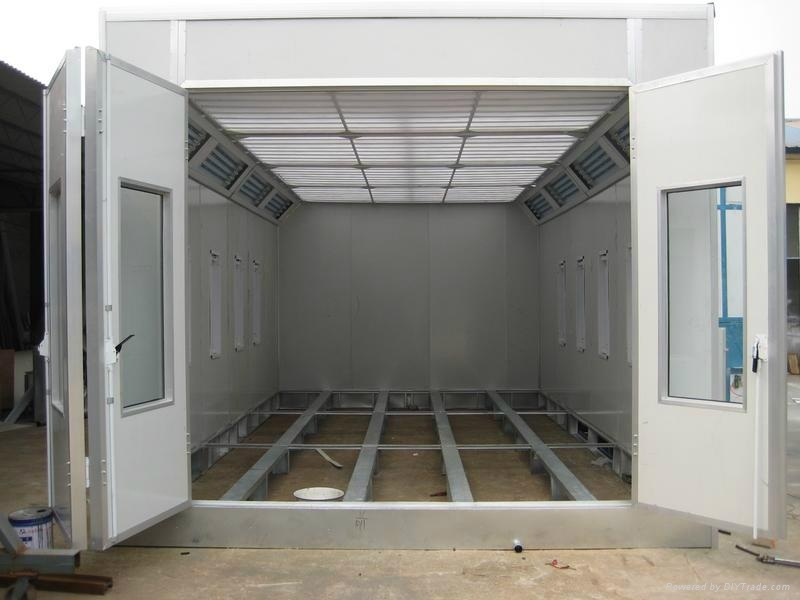 car paint booth price 2