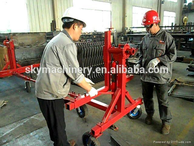 4000lb car rotisserie vertical rotisserie machine 3