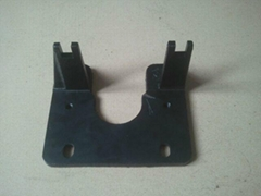 Cast iron bracket for auto lifting rack, CI bracket