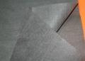 spunlaced non-woven fabric