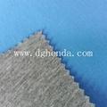 grey knitting fabric bond blue knitting