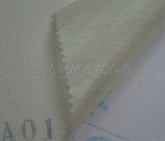 A01 cotton knitting fabric with hot-melt
