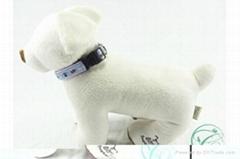 Doggy, House And Bone Dog Collar