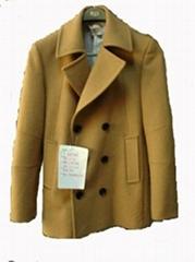 50 wool  coat outwear for men