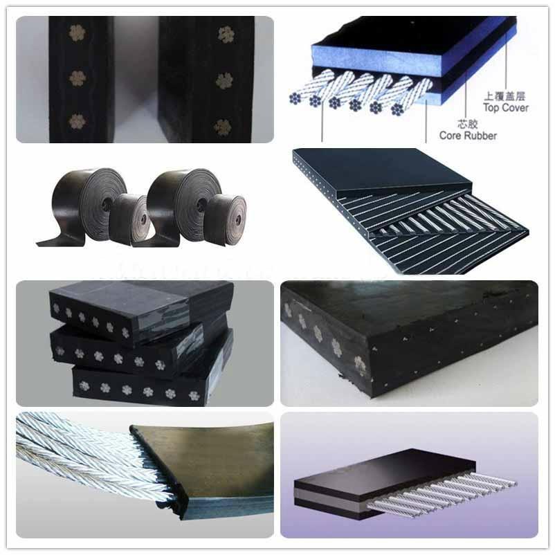 Fire-Resistant Steel Cord Conveyor Belt(ST/S) 2