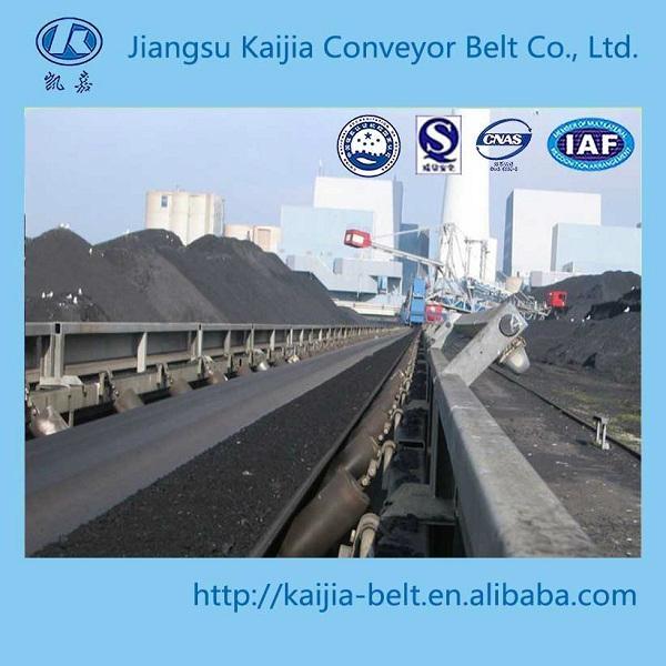 Fire-Resistant Steel Cord Conveyor Belt 1