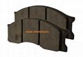 Rockwell B series Brake Pad 1