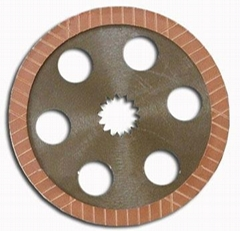 John deere friction plate replacement