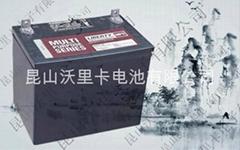 苏州大力神蓄电池MPS12-65N 12V65AH