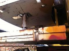 Gemany used Demag AC615 (200t) crane