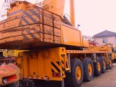 used 150t Germany Demag AC435 crane
