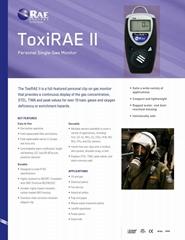 RAE手持式 防爆型气体侦测器