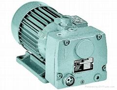 江蘇真空吸附設備專用BECKER油潤滑旋片式真空泵